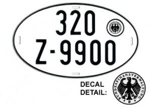 """""""buy german license plate"""""""
