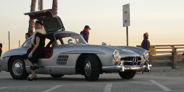 Mercedes 300 SEL Gull Wing