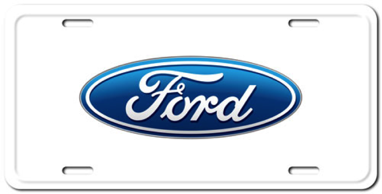 Promotional License Plates