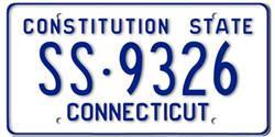 Connecticut License Plates
