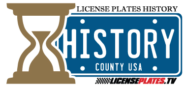 License Plates History