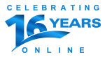 celebrating 16 years online
