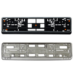 European Plate Holders  sc 1 st  License Plates.TV : trade plate holders - pezcame.com